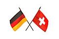 schweiz-deutschland-fahne